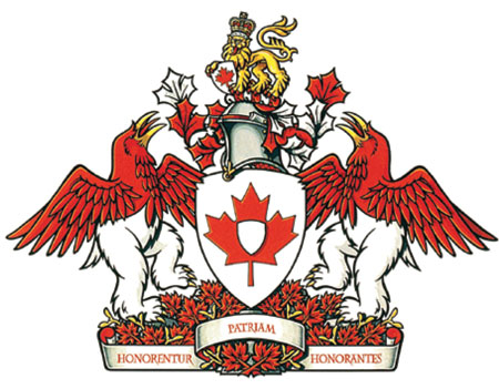 Granting Armorial Bearings In Canada Coats Of Arms Flags And Badges